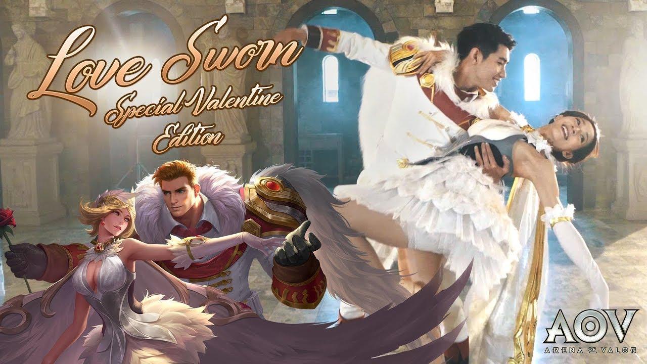 Garena Aov Arena Of Valor Perfect Valentine Dance Cover Ed Sheeran