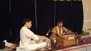 SWARADHARA 2014 - Indian Classical Competition  - Harmonium Solo
