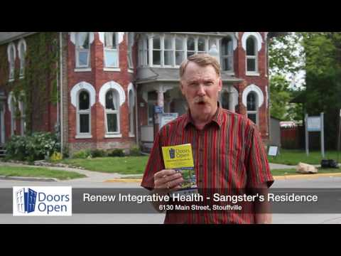 Day 9: Sangster Residence and Renew Integrative Health