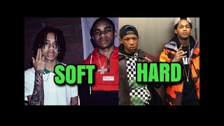 Rap Group From Softest To Hardest (Gta SH00TERS)