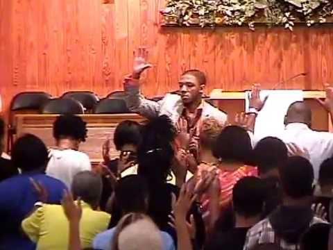 "Elder Daemarkis Faison @ JUHC ""Youth Initiative""Revival"