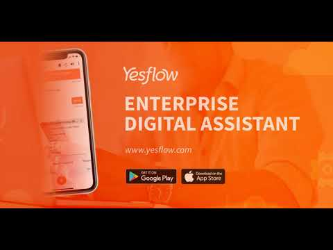 Yesflow Digital Assistant - User Experience