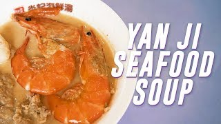 Banker Turned Street Food Vendor: Yan Ji Seafood Soup