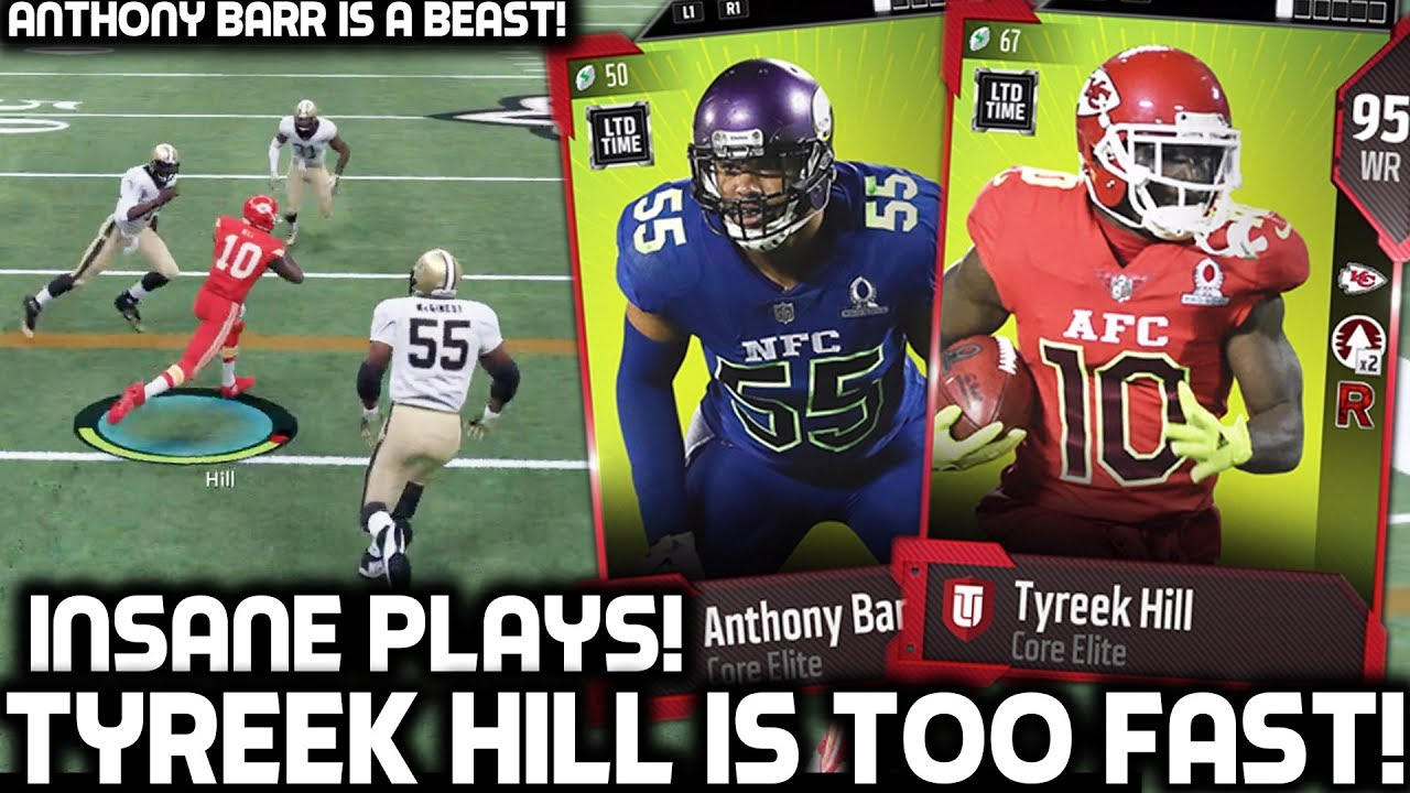 tyreek-hill-is-too-fast-pro-bowl-anthony-barr-is-unstoppable-madden-18-ultimate-team