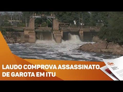 Divulgado laudo sobre a morte de adolescente em Itu - TV SOROCABA/SBT