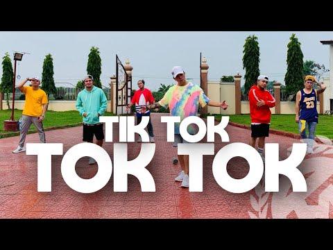 TIK TOK TOK TOK (Tiktok Viral) By Apaya Cuber   Dance Fitness   TML Crew Kramer Pastrana