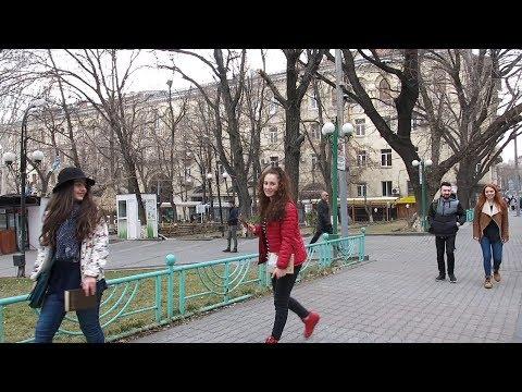 Yerevan, 11.02.18, Su, Video-3, (на рус.), ул.Исаакян, (ч.3).
