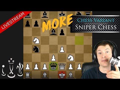 Episode 394b: More Sniper Chess