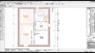 создание лестницы в ArchiCAD 16