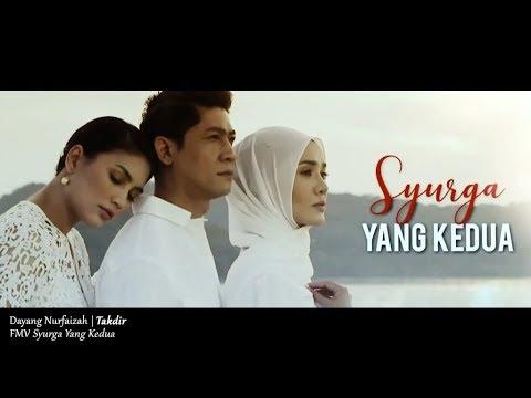 (OST SYURGA YANG KEDUA) Dayang Nurfaizah - Takdir (Lyric Video)
