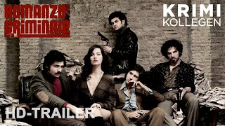 ROMANZO CRIMINALE -  Staffel 1 - Trailer deutsch [HD] || KrimiKollegen