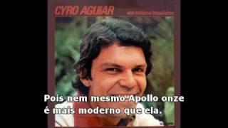 Boêmio Demodê Cyro Aguiar