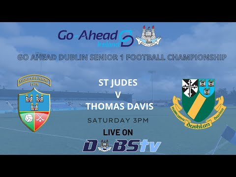 SFC 1 QF - St Judes v Thomas Davis