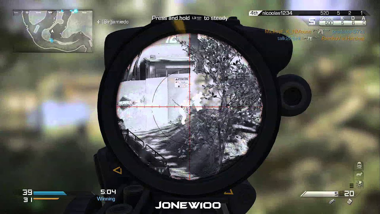 how to get aimbot cod ghost ps4