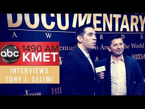 HIIDA exclusive ABC News radio executive producer interviews Tony J. Selimi