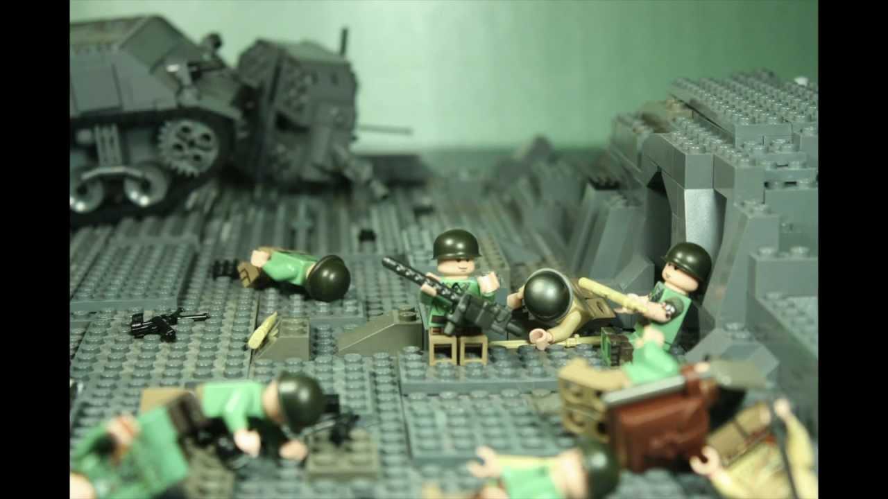 Bricks of War: Iwo Jima - YouTube