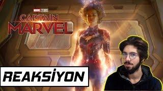 Captain Marvel - Trailer 2 - Reaksiyon ve İnceleme