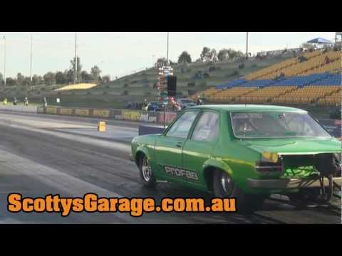 SUBTLE Twin Turbo Torana Run Sixes