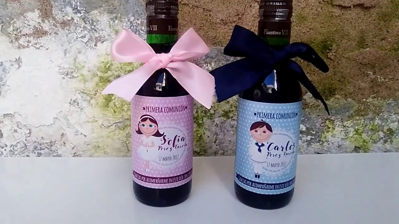 Decorar Una Botella De Vino Para Regalar