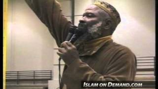 The Decision to Be Muslim - By Siraj Wahhaj