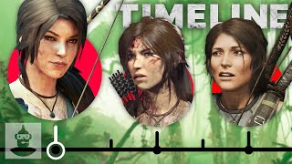 The Complete Tomb Raider Reboot Timeline | The Leaderboard