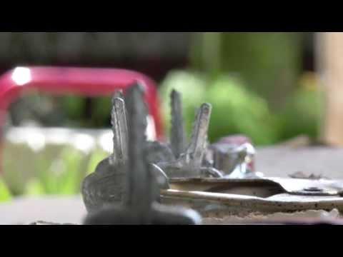 Solar Key Making DIY keys with a Fresnel Lens Melting Pennies With Fresnel Lens Solar Power
