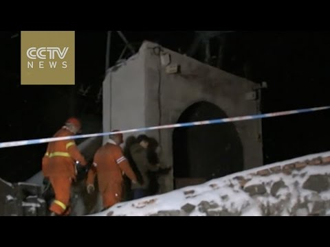 China mine accident: Two people held after blast traps 22