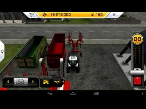 Farming simulator 2014 apk mod