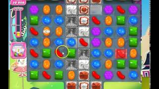candy crush saga level - 970  (No Booster)