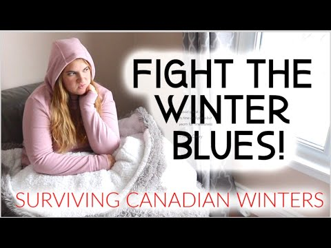 The Best Help guide to Surviving the wintertime Blues