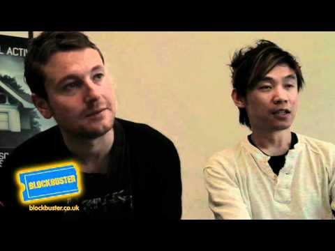 James Wan & Leigh Whannell Interview - Insidious Movie Featurette