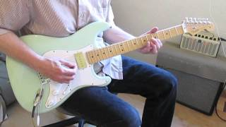 "Guitar Lesson: ""Good Rockin"