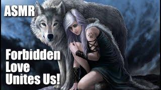 ASMR, United Through Forbidden Love! (Werewolf Boyfriend Roleplay)
