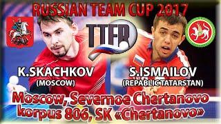 Скандальная встреча полностью Исмаилов - Скачков Кубок России