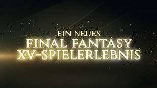 FINAL FANTASY XV - POCKET EDITION HD - Offizieller Launch Trailer