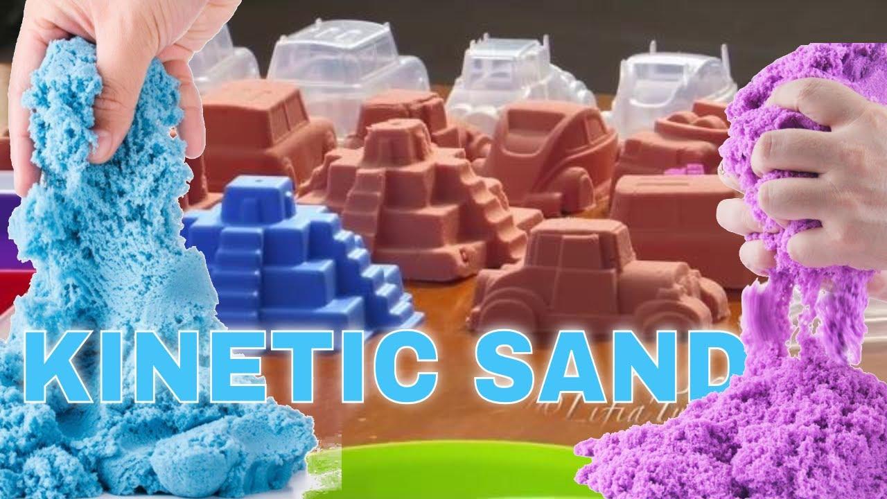 PASIR AJAIB Warna Warni 💝KINETIC SAND   MAGIC SAND Toys For Kids ... ad6d8e4690