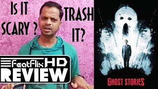 Ghost Stories (2018) Horror Cum Drama Movie Review In Hindi | FeatFlix