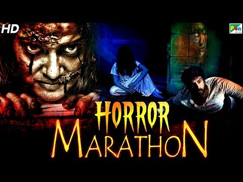 Horror Movies Marathon | New Hindi Dubbed Movies 2020 | Kaher Ek Raat, Dayen House 100