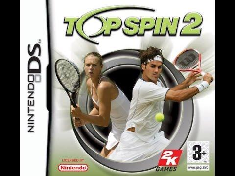 Top Spin 2 - Nasdaq 100 Open - Masters - Finals