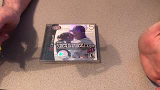 Unboxing of New Dreamcast World Series Baseball 2K2 - All Contents Revealed!