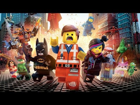 The LEGO Movie - Review