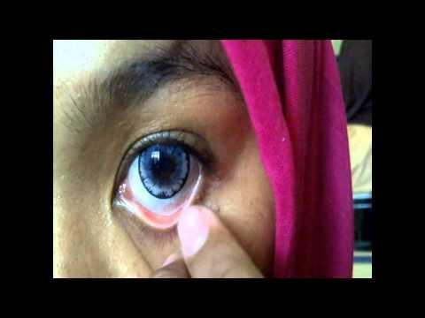 cara memakai, melepaskan, dan membersihkan lensa kontak dengan baik