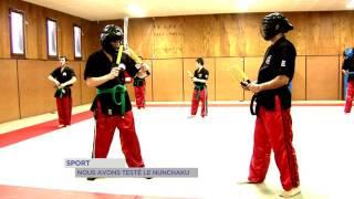 Sport : j'ai testé… la pratique du nunchaku