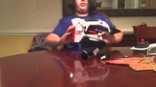 RC Bobcat Skid-Steer/Track-Loader unboxing Part 2