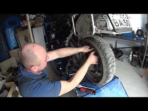 R1200GS LC Капиталка - снимаем двигатель, разбираем(что же там внутри?)))))