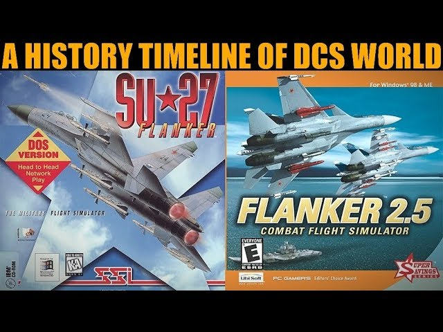 Explained: The History Of DCS WORLD