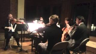 Bach Prelude in C + Hey Jude arranged for String Quartet and 2 horns. SYSO