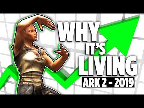 📌Why Ark will beat Fortnite - NEW SEASON PASS + ARK 2 ANNOUNCED! Ark: Survival Evolved Extinction  