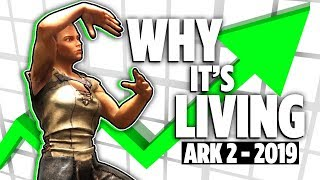 📌Why Ark will beat Fortnite - NEW SEASON PASS + ARK 2 ANNOUNCED! Ark: Survival Evolved Extinction