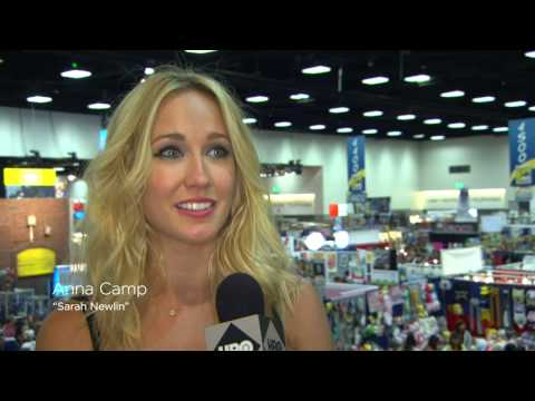 The Buzz: True Blood At Comic-Con 2014 (HBO)